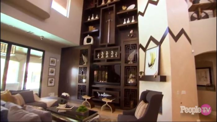 Property Brothers Jonathan Drew Scott's Home in Las Vegas 01