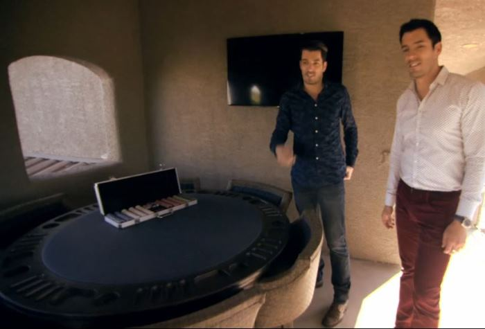 Real Home of Property Brothers, Jonathan and Drew