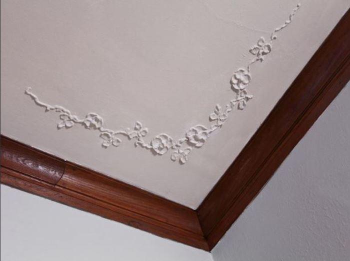 Rehab Addict Bungalow Ceiling Details