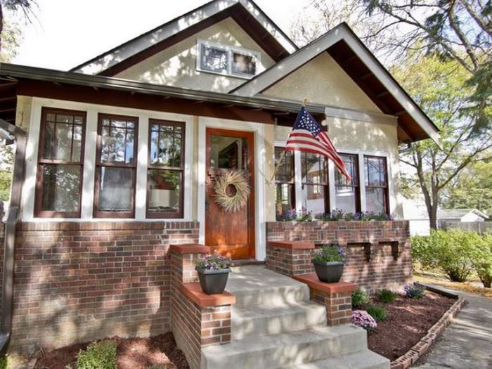 Rehab Addict Nicole Curtis Bungalow Makeover After