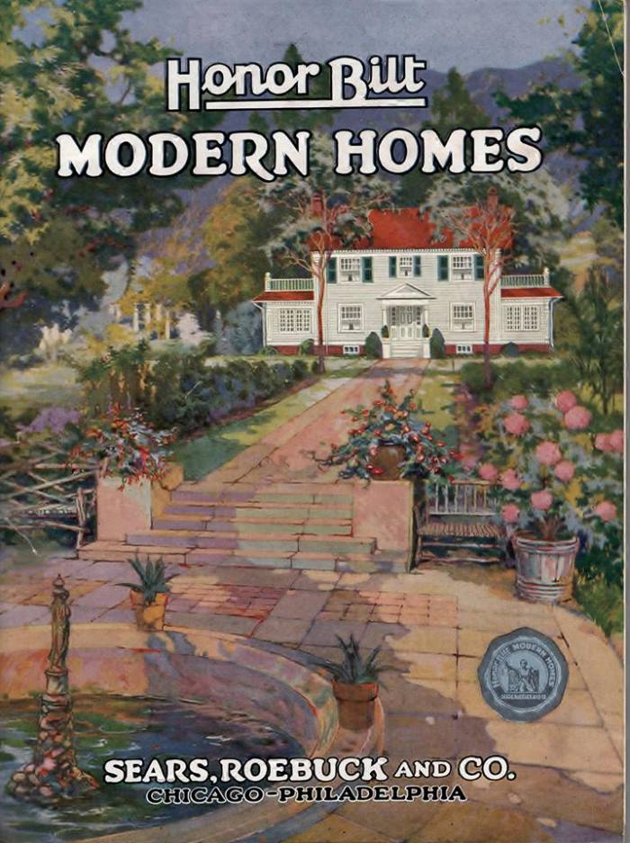 Sears Modern Homes Catalog