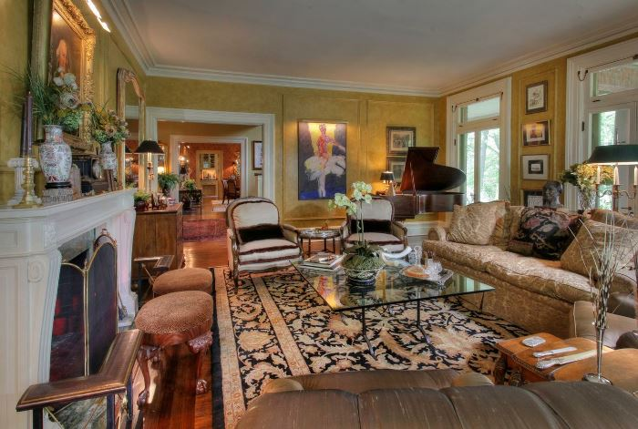 Tommy Dosey Tall Oaks Home On Bernardsville Mountain