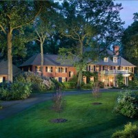 "Tour Tommy Dorsey's Beautiful ""Tall Oaks"" Home"