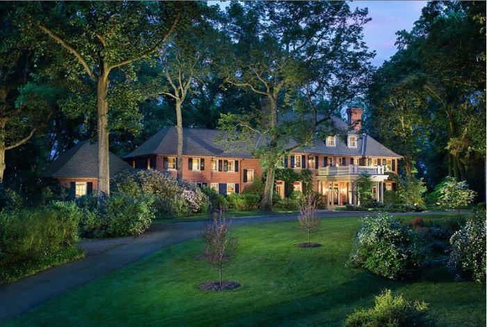 Tour Tommy Dorsey\'s Tall Oaks Bernardsville Mountain Home