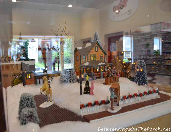 A Christmas Story House by Dept. 56