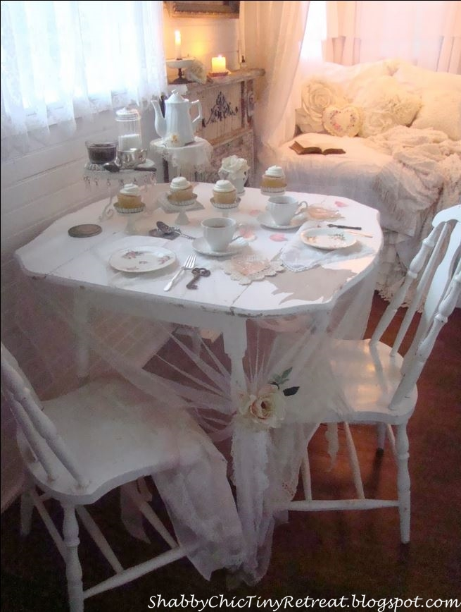 Cottage Dining Shabby Chic Style