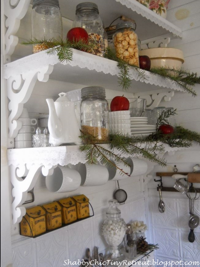 Decorate Kitchen For Christmas
