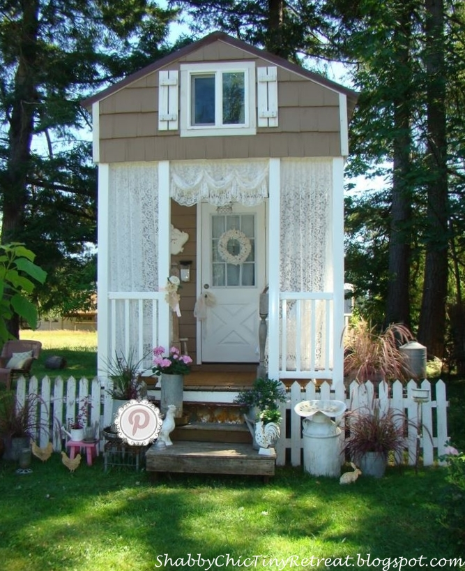 Fairytale Cottage House