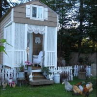 A Dream Fairytale Cottage Comes To Life