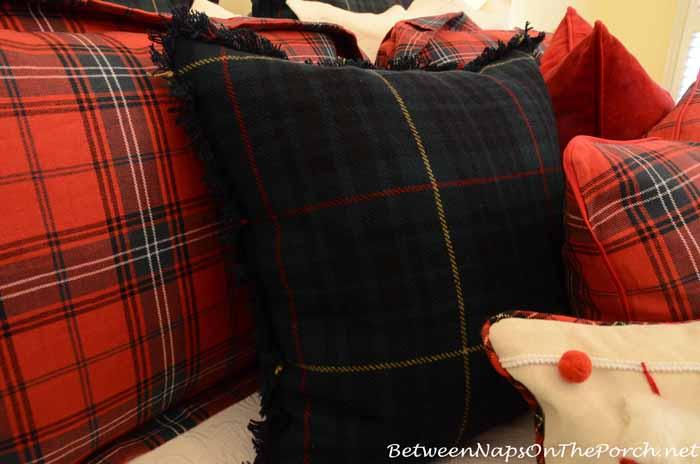 Ralph Lauren Duke Devonshire Wool Pillow