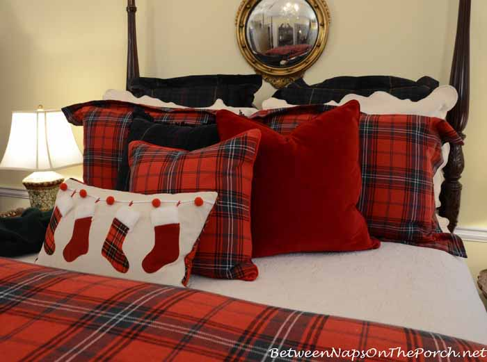 Ralph Lauren and Williams Sonoma Plaid Tartan Bedding