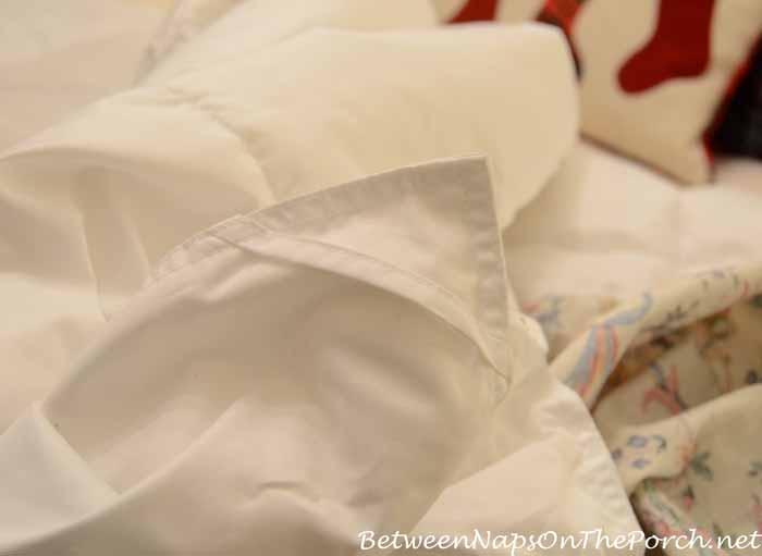 Tabs On Duvet Comforter Insert_wm