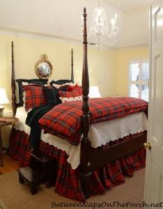 Tartan Bedding, Ralph Lauren Style_wm