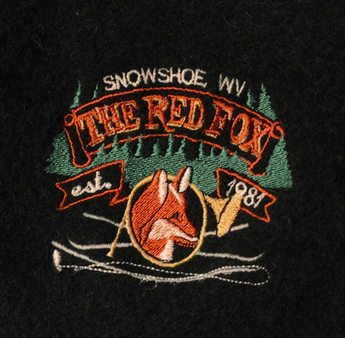 The Red Fox Snowshoe West Virginia