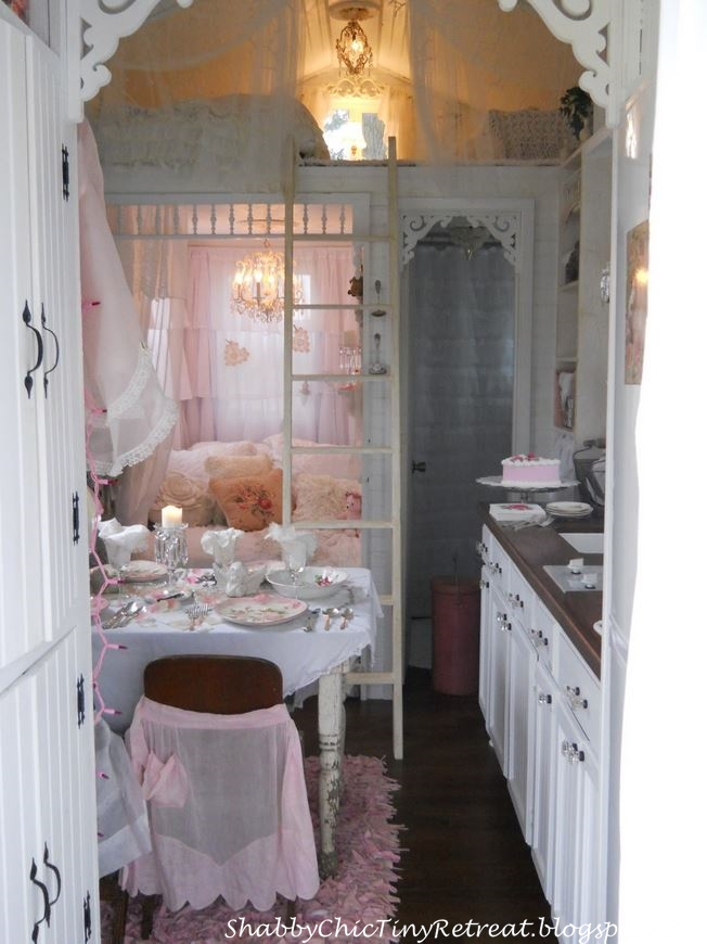Valentine's Day Celebration, Shabby Chic Style
