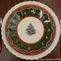 Tartan Dishware: Mix & Match Patterns To Create 17 Unique Tartan Place Settings