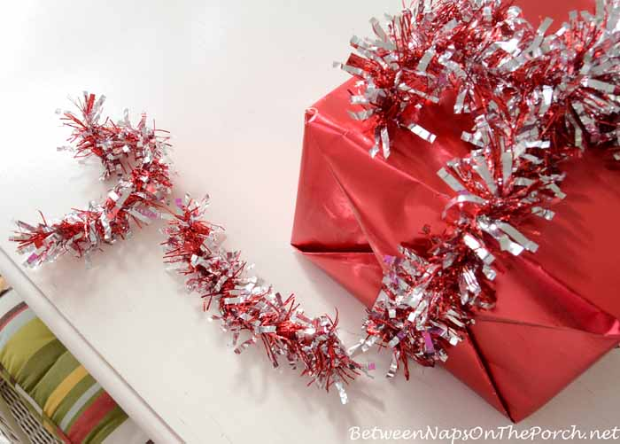 Wrap a Gift in Garland