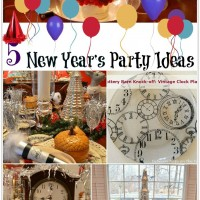 5 New Year's Party Ideas