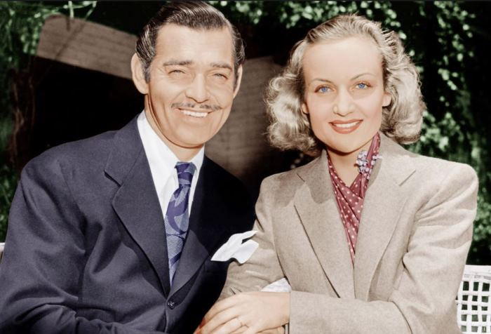 Clark Gable and Carol Lombard Married