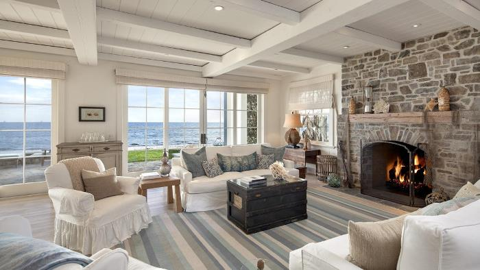 Dennis Miller's California Beach House