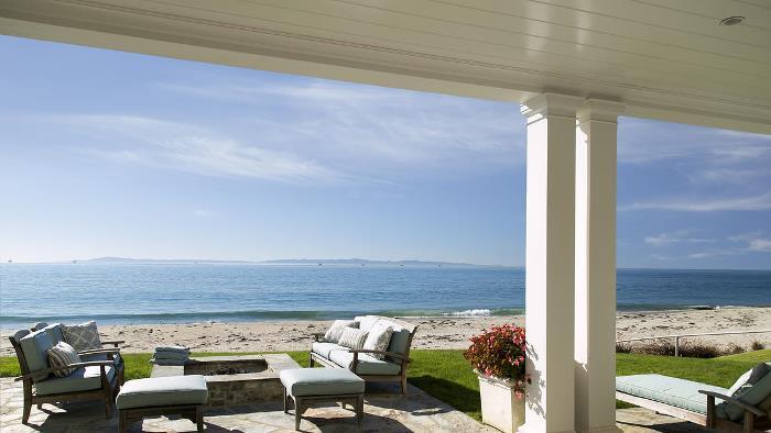 Dennis Miller's Carpinteria, CA Beach House 05
