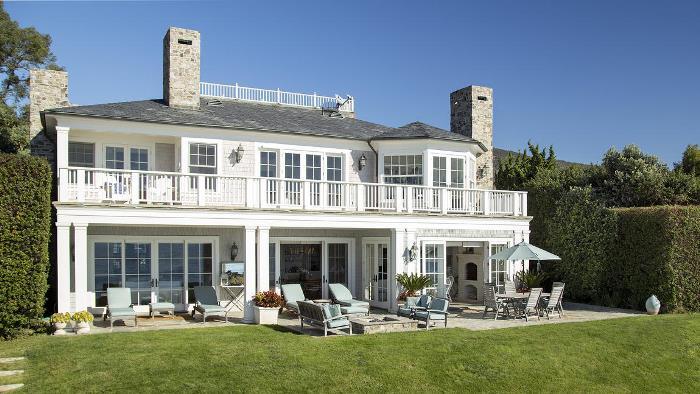 Dennis Miller's Carpinteria, CA Beach House 14