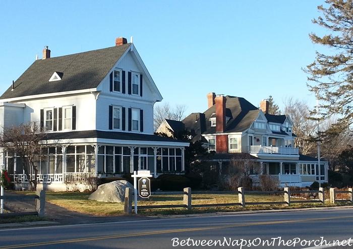 Historic Homes in Rye