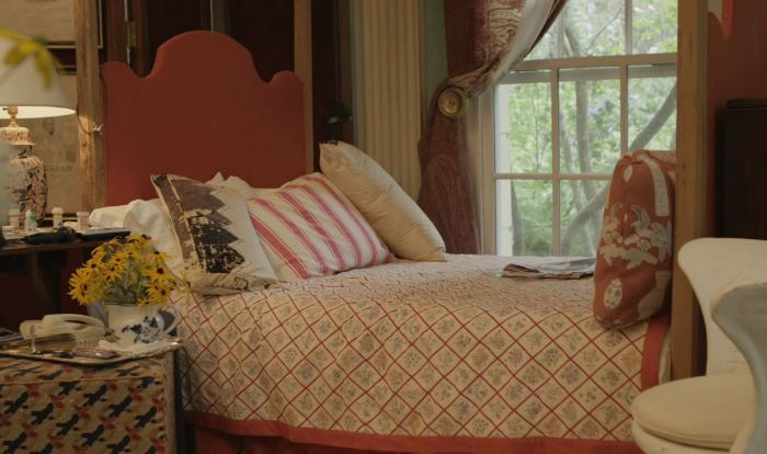 John Richardson's Master Bedroom in English Country House