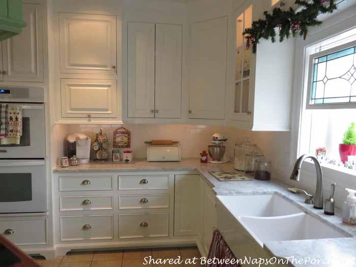 Farmhouse Kitchen Renovation With A Big Chill Refrigerator