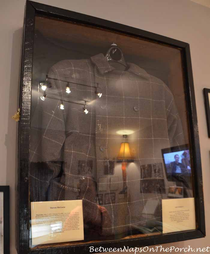 Mr. Parker's Jacket worn by Darren McGavin in movie, A Christmas Story