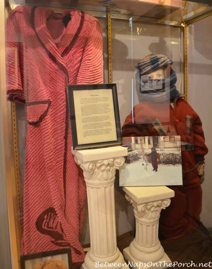 Mrs. Parker's Robe & Randy's Snowsuit  in A Christmas Story