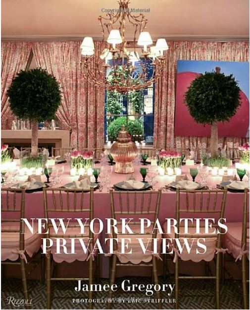 New York Parties Private Views by Jamee Gregory