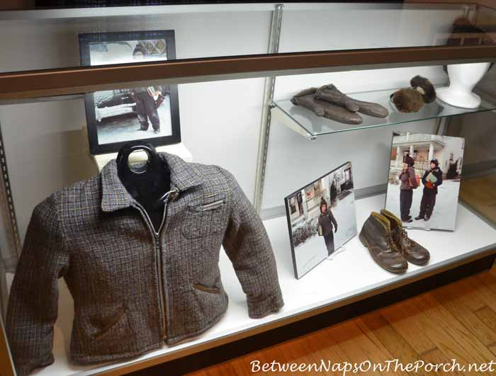 Ralphie's Coat, A Christmas Story Movie