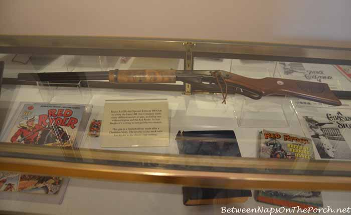 Red Ryder B B Gun from A Christmas Story movie
