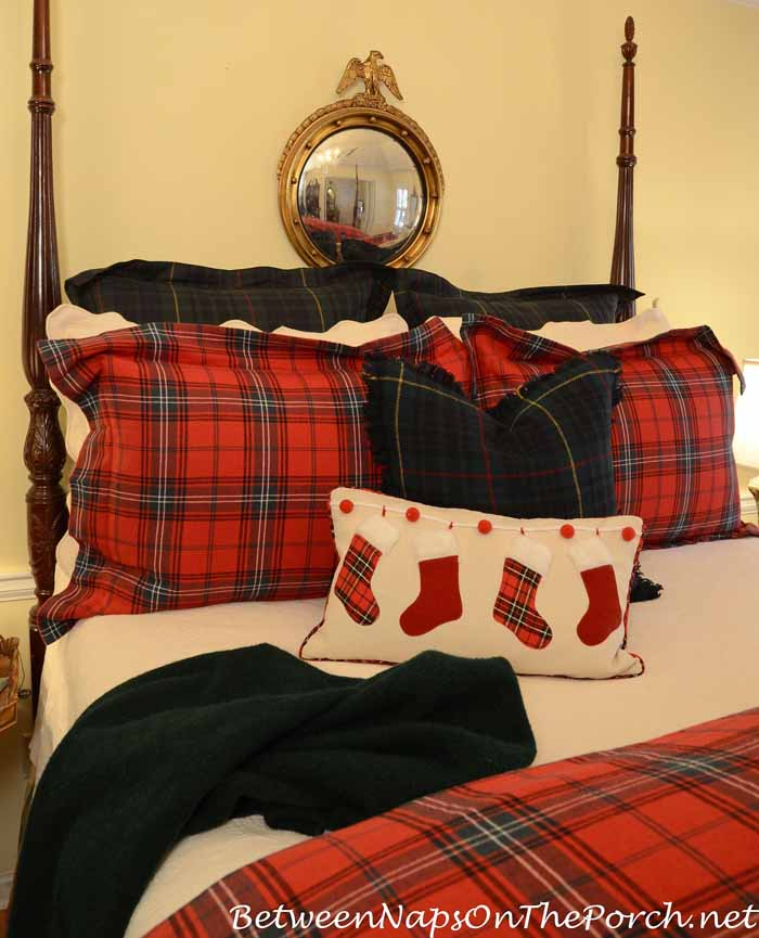 Tartan Winter Bedding