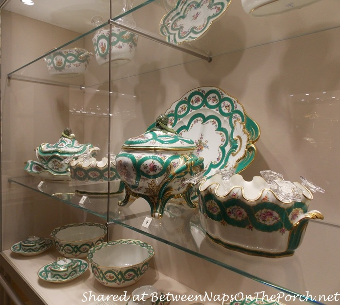 The Imperial Silver & Porcelain Collection Museum in The Hofburg Palace (1)