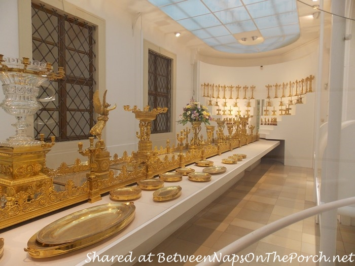 The Imperial Silver & Porcelain Collection Museum in The Hofburg Palace (14)