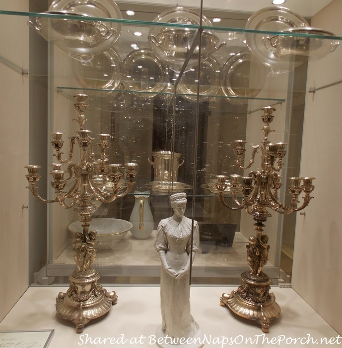 The Imperial Silver & Porcelain Collection Museum in The Hofburg Palace (16)