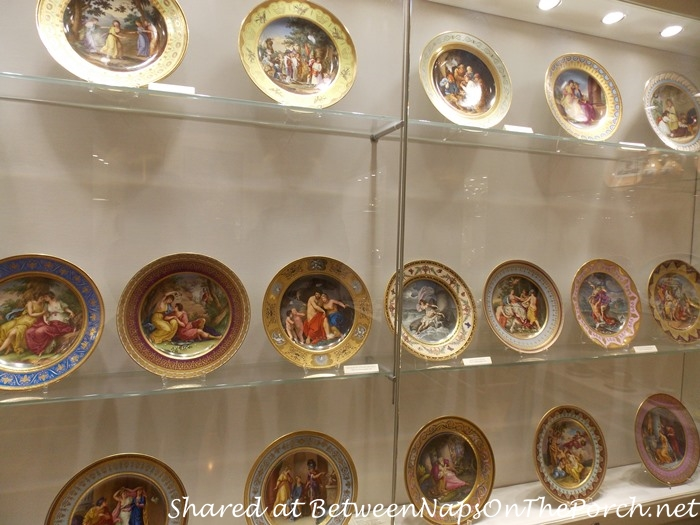 The Imperial Silver & Porcelain Collection Museum in The Hofburg Palace (17)
