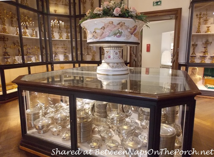 The Imperial Silver & Porcelain Collection Museum in The Hofburg Palace (19)