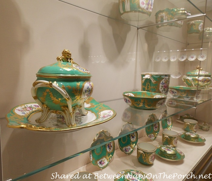 The Imperial Silver & Porcelain Collection Museum in The Hofburg Palace (2)