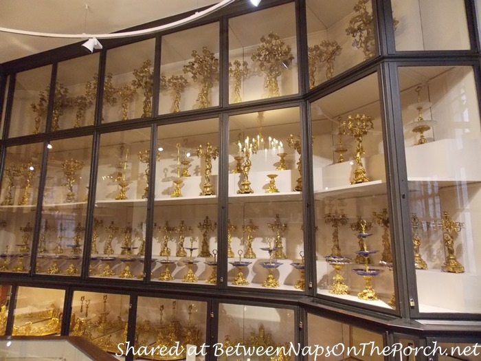 The Imperial Silver & Porcelain Collection Museum in The Hofburg Palace (20)