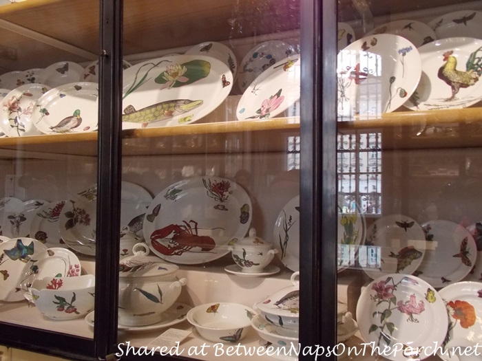 The Imperial Silver & Porcelain Collection Museum in The Hofburg Palace (21)