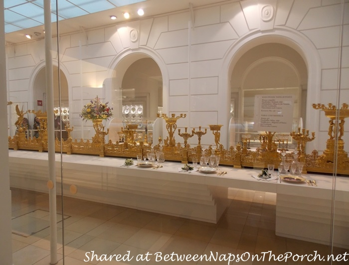 The Imperial Silver & Porcelain Collection Museum in The Hofburg Palace (23)