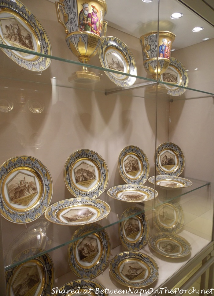 The Imperial Silver & Porcelain Collection Museum in The Hofburg Palace (24)
