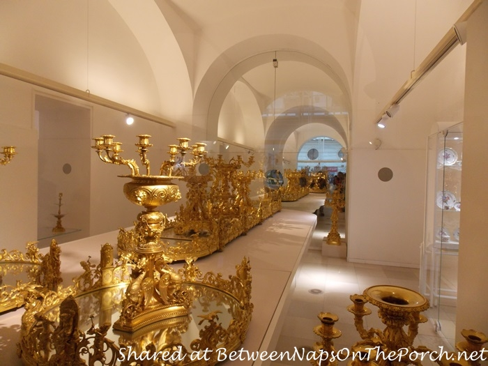 The Imperial Silver & Porcelain Collection Museum in The Hofburg Palace (3)