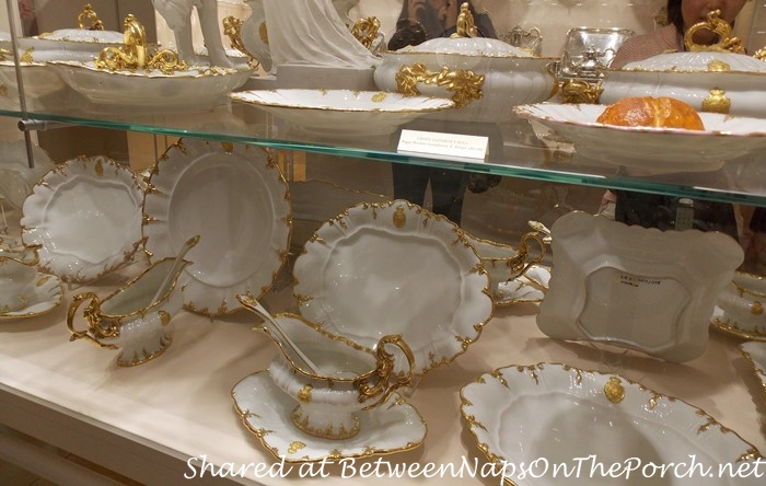 The Imperial Silver & Porcelain Collection Museum in The Hofburg Palace (5)