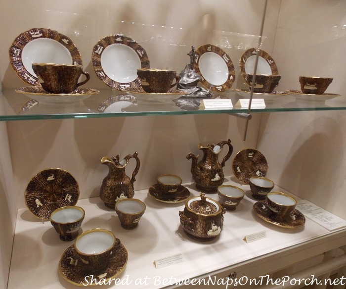 The Imperial Silver & Porcelain Collection Museum in The Hofburg Palace (6)