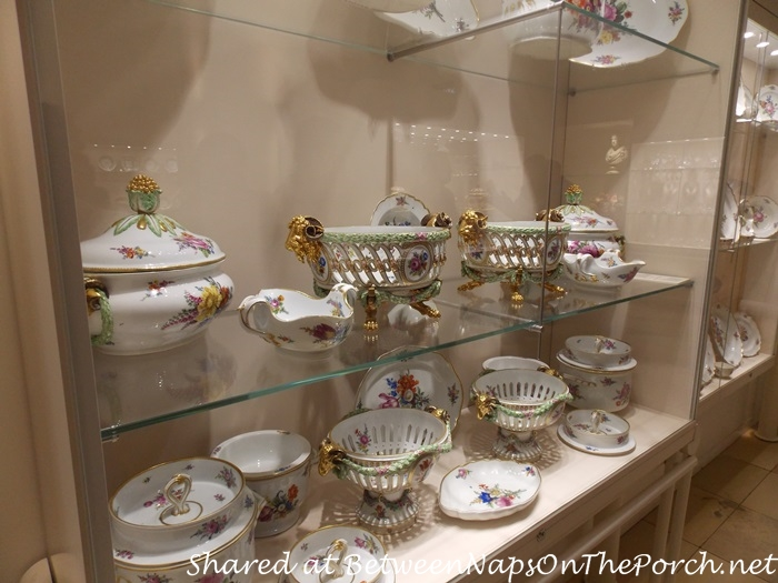 The Imperial Silver & Porcelain Collection Museum in The Hofburg Palace (8)