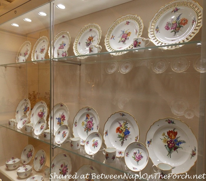 The Imperial Silver & Porcelain Collection Museum in The Hofburg Palace (9)